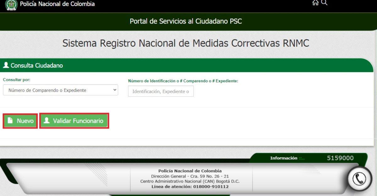 Cómo Descargar el Certificado de Medidas Correctivas